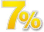7 процентов